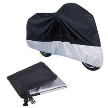 High Quality!!!Motorcycle Waterproof Cover Outdoor Motorbike Bike Moped Dust Prevent Rain Cover XL SV22 SV002896(China (Mainland))