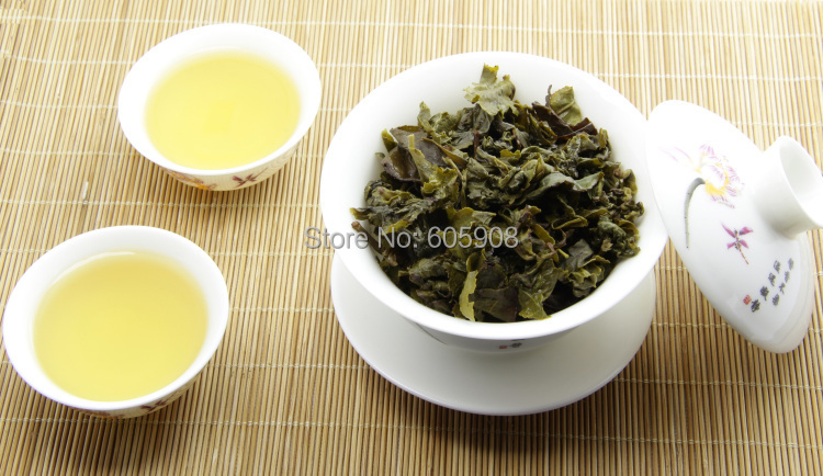 100g Supreme Taiwan Jin Xuan Milk Oolong Tea Fragrance Oolong