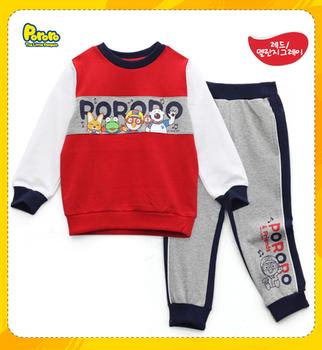 6sets/lot long sleeve baby Pyjamas Boy's Girl's Underwears kids Sleepwear Children homewear 2pcs/set  Free Shipping