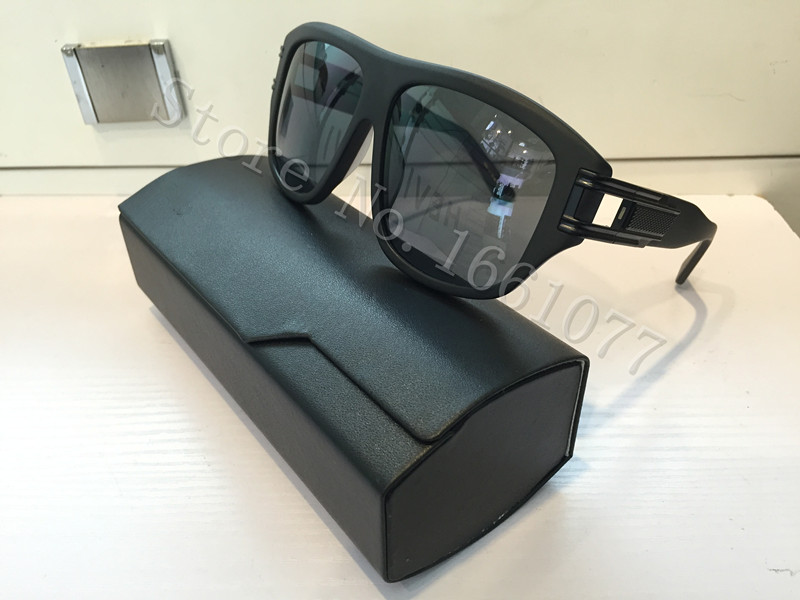 2016 New Dita sunglasses grandmaster three limited edition matte black frame steampunk retro googles oversized glass frameОдежда и ак�е��уары<br><br><br>Aliexpress