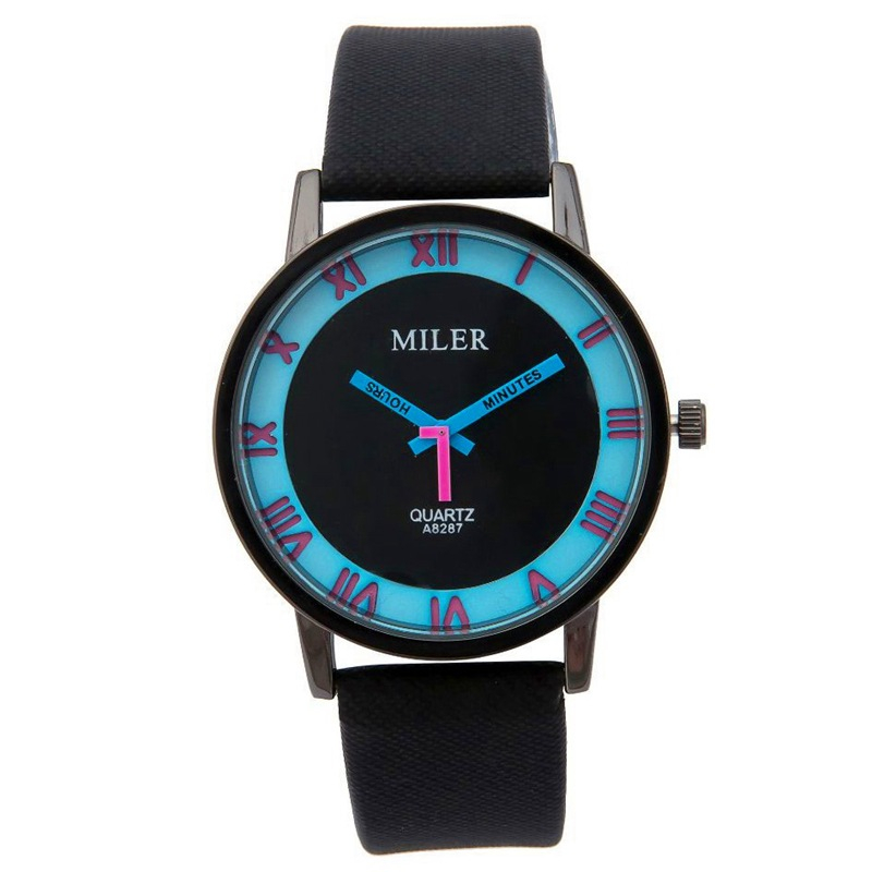 cool wrist watch promotion shop for promotional cool wrist watch fashion stitching design pointer color couple watches quartz silicone trend cool men women clock wrist watches relogio fd0852