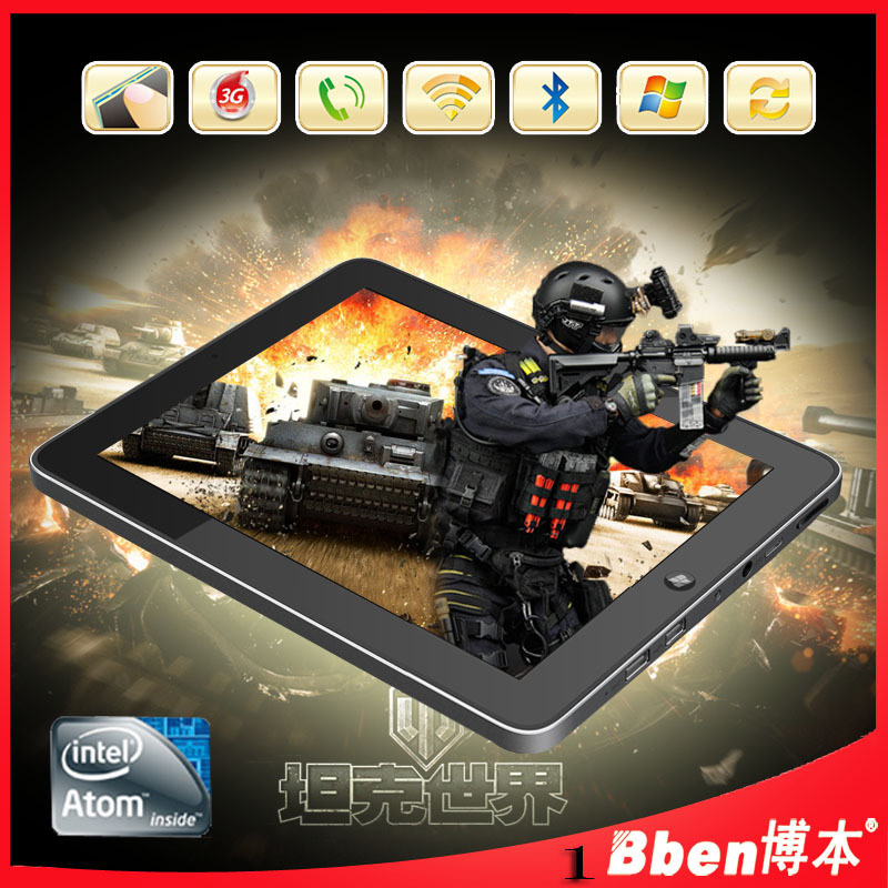 Wholesale c97 tablet pc 9.7 inch IPS Capactive Touch screen ultrabook computer Windows 7 Dual core Bluetooth+Camera 2GB 32GB 3g(China (Mainland))