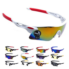 2015 Men Women Cycling Glasses UV400 Outdoor Sports Windproof Eyewear Mountain Bike Bicycle Motorcycle Glasses Sunglasses(China (Mainland))
