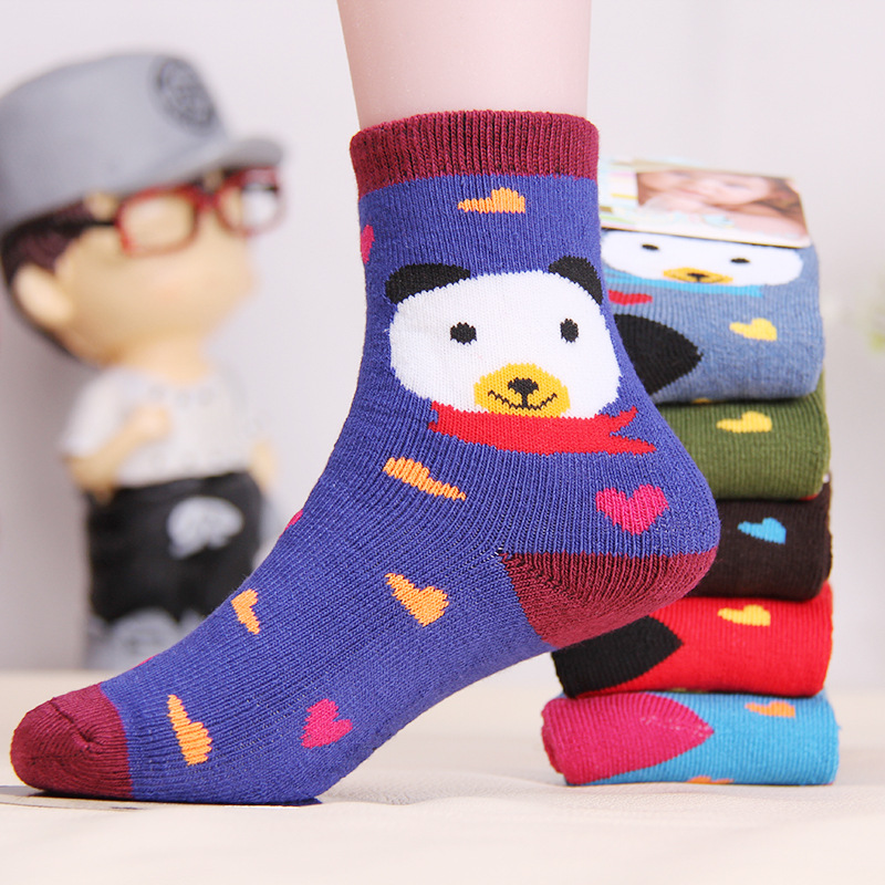 2015 Bed Children Kids Bunk Bed New Winter 0-10 Year Old Cylinder Thickening Pull Socks Warm Bao Baowa Yiwu Factory Direct(China (Mainland))