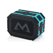 Mpow MBS5 Armor 2016 Wireless Bluetooth 4.0 Speaker Waterproof MP3 Computer Loudspeaker Mini Portable Speaker Power Bank 1000mAh(China (Mainland))