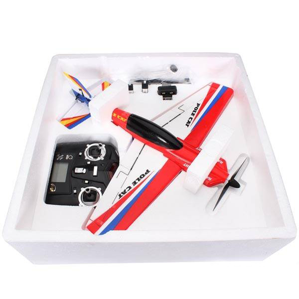 Updated New Arrival WLtoys F939/ F939A RC Airplane 2.4GHz 4-Channel RC Remote Control Airplane