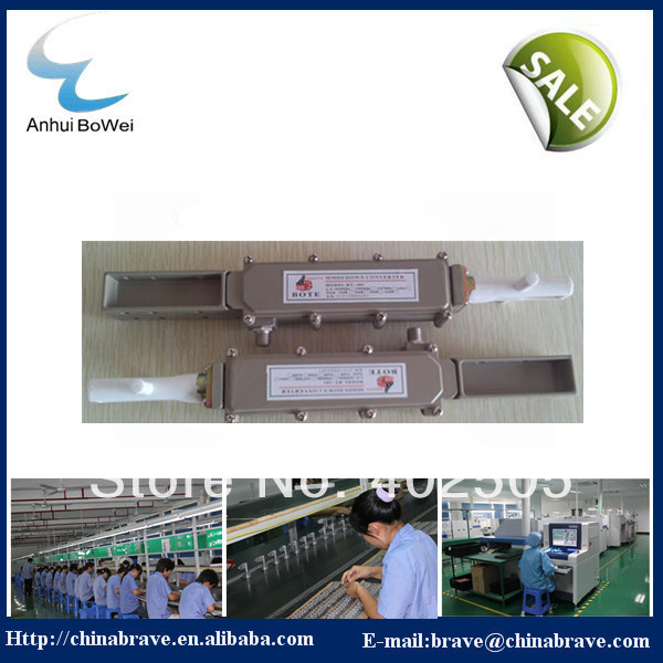 hote sales microwave MMDS down converter with L,O 1998 (input:2.5-2.7GHz)(China (Mainland))