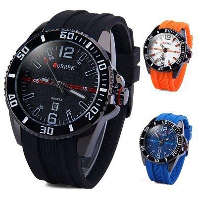 2016 мода свободного покроя черный кварцевые часы мужчины каучуковый ремешок спортивный бренд армия армия часы мужской свободного покроя Reloj наручные часы Relogio