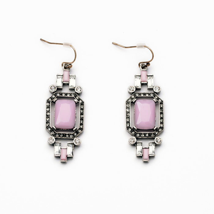 Popular indian factories buy cheap indian factories lots from factory direct sale indian chandelier earrings new style trendy cartilage pink box handmade earringschina aloadofball Choice Image