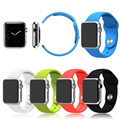 High Quality Watchband for Apple Watch Silicone Fitness Replacement watch strap Bracelet for iwatch 42mm 38mm