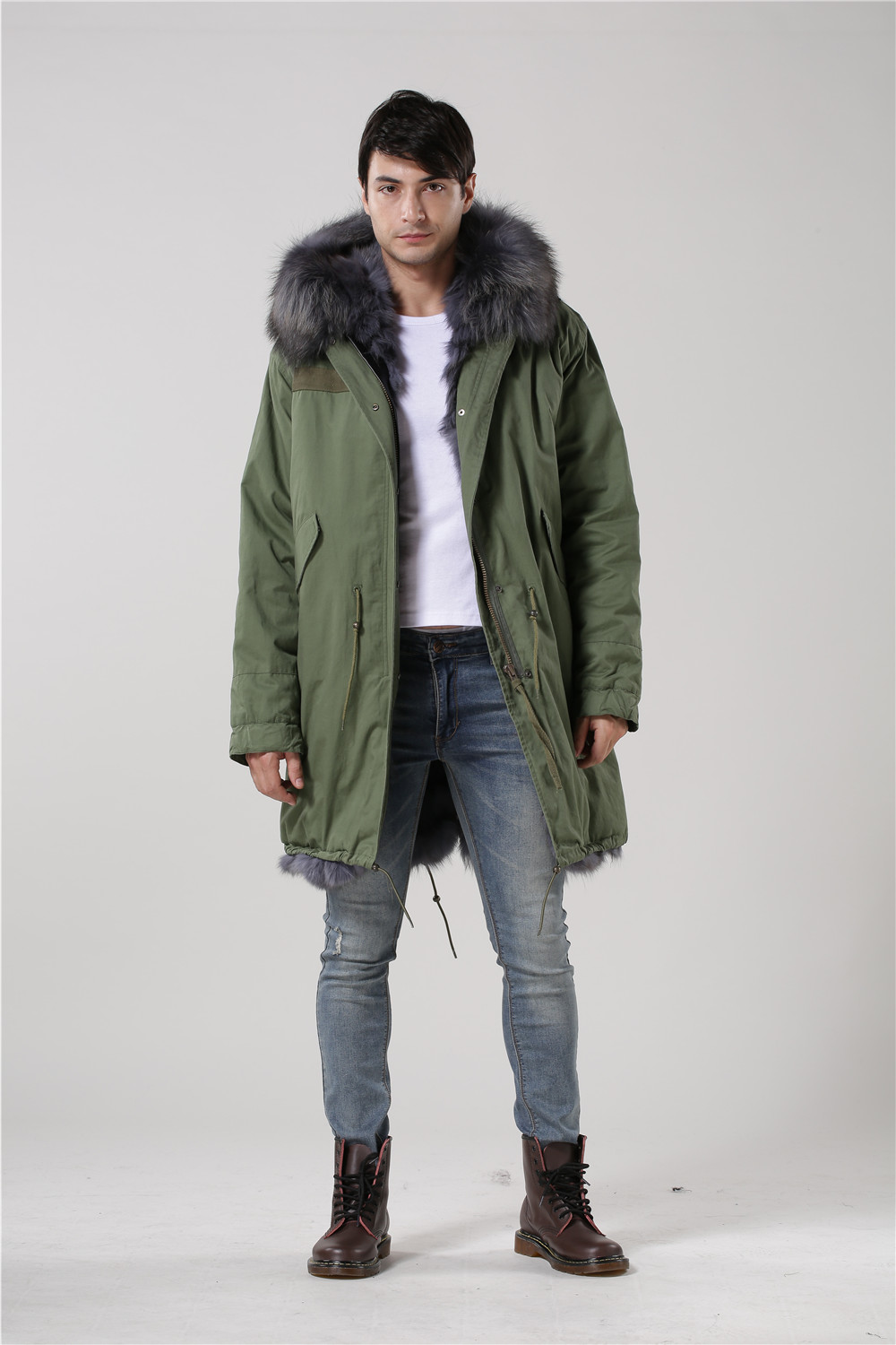 Buy Mens Parka Jacket | Outdoor Jacket