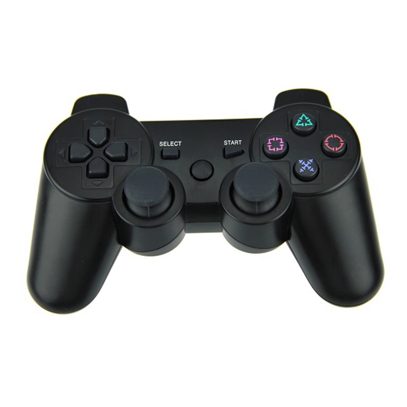 Wireless USB PS3 PS2 Game Controller Joystick Gamepad with PS2 PS3 USB plug For PC Computer Laptop Computer for XP/ Vista EW-008(China (Mainland))
