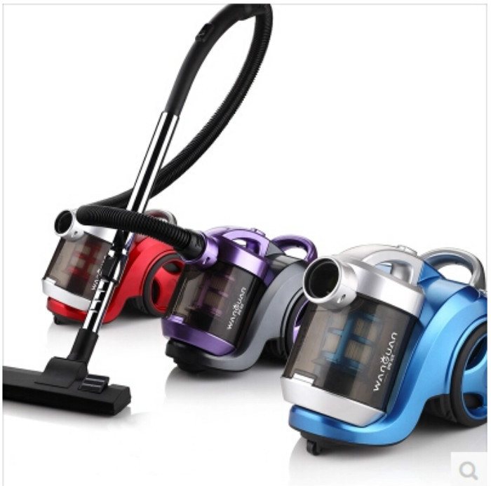 Ultra-quiet vacuum cleaner household small mini mites strong putter(China (Mainland))