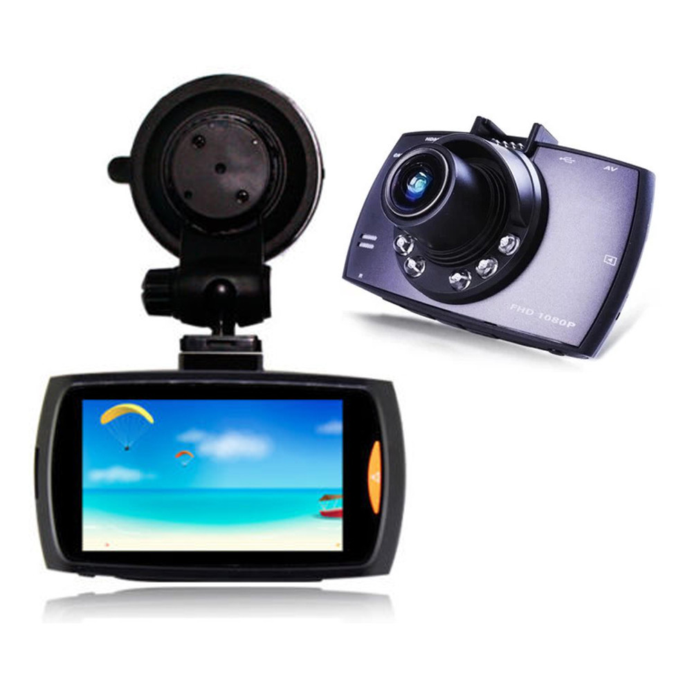 G30 Mini Car DVR 2.7 inch Vehicle Traveling Date Mirror Recorder Tachograph Detector Electronics Car Video Camera Hot Sell(China (Mainland))