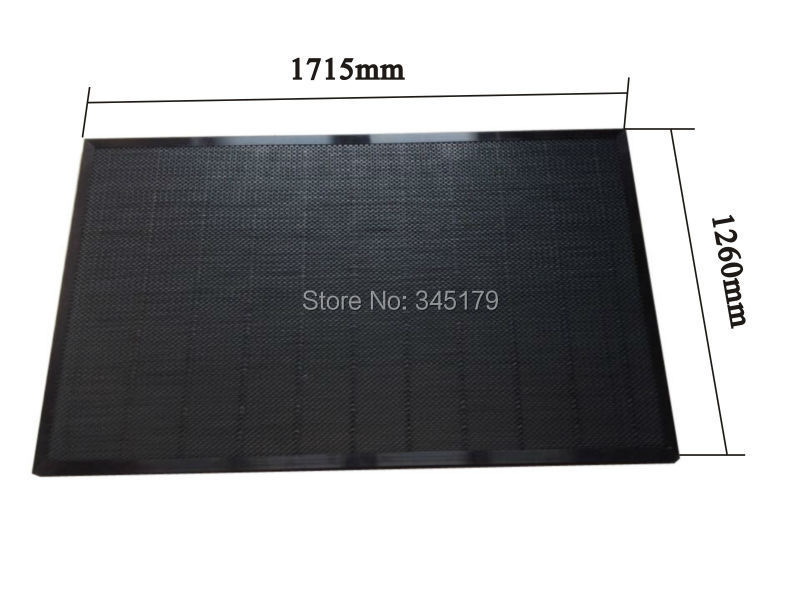 honeycomb table 1715mm X1260mm laser engrave machine work platform - ShangHai SeaLing Co.,LTD store