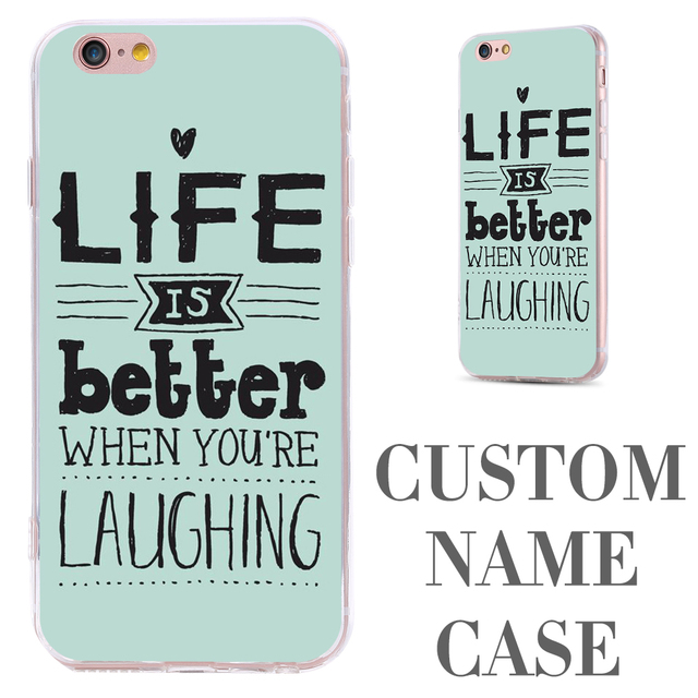 Etui iPhone 5/5S/6/6S/6Plus/6SPlus Laugh różne wzory