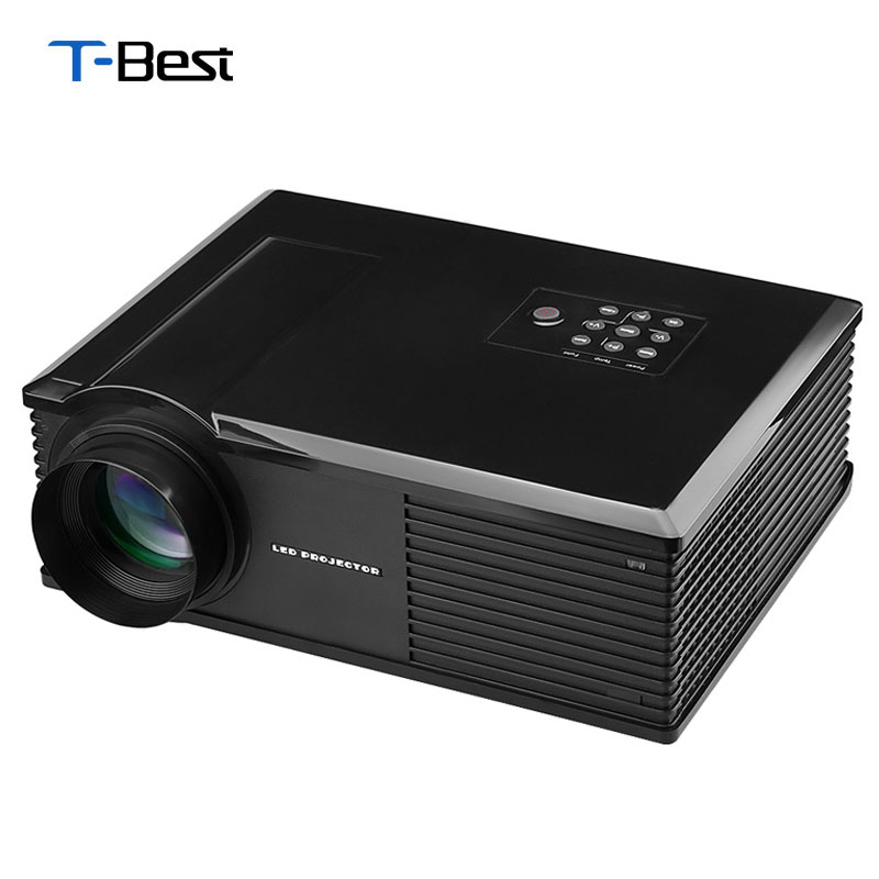 Hd Home Theater Multimedia Lcd Led Projector Dvd Tv: Excelvan PH580 HD Home Theater Projector Multimedia LCD