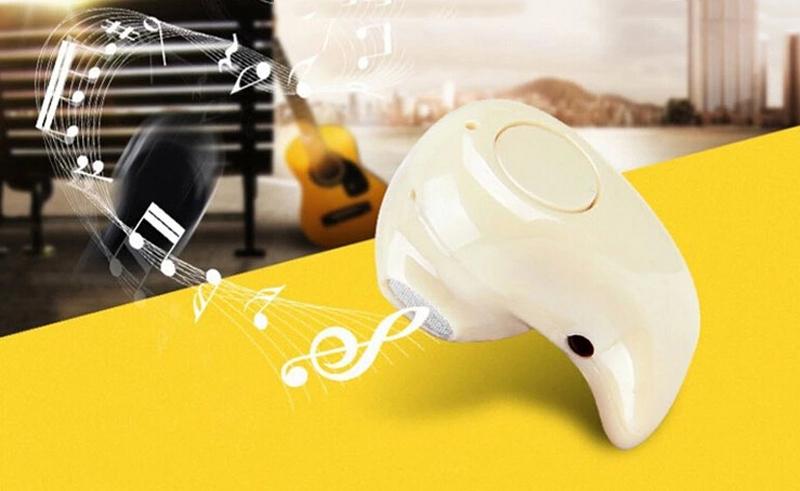 Stealth Earphone – Wireless Bluetooth Headphone V4.0