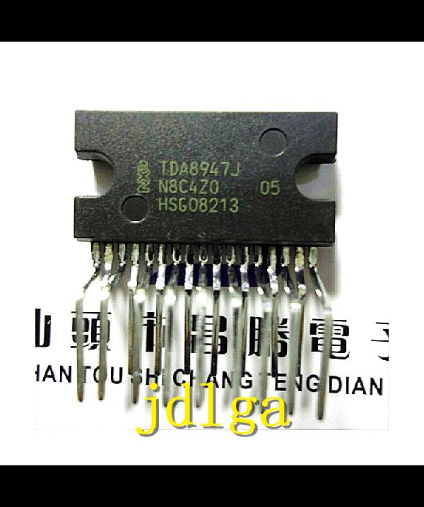 TDA8947J аудио усилитель