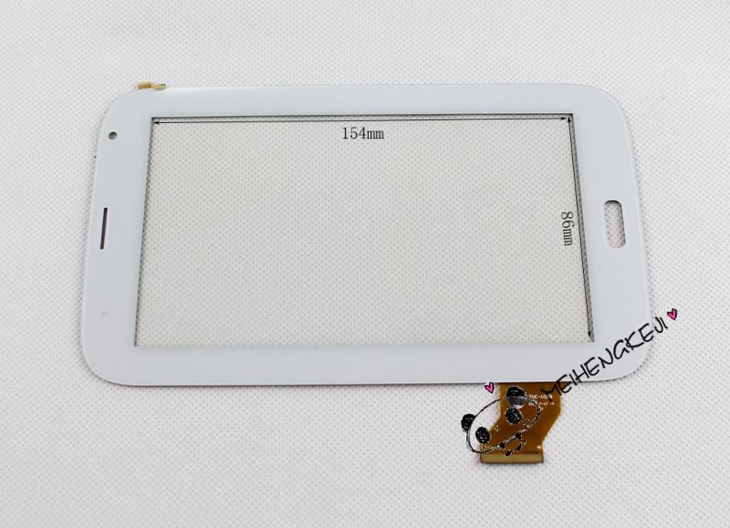 Replacement 7 Inch Touch Screen Digitizer Panel Glass ZHC-109B White - MEIHENGKEJI store