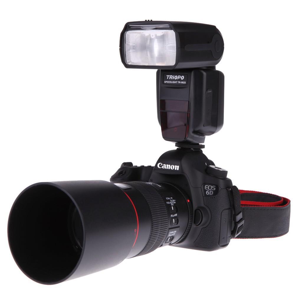 TRIOPO TR-982II TR-982 II TTL Master/Slave Wireless High Speed Sync 1/8000s Flash Speedlite for Nikon D800 D750 D610 DSLR Camera<br><br>Aliexpress