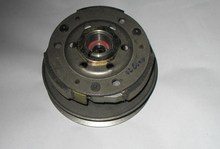 Rear Clutch Assembly For Chinese Scooter GY6 50cc 80cc 139QMA QMB Engine Honda Dio ZX Lifan QJ 50 Keeway Spare Part