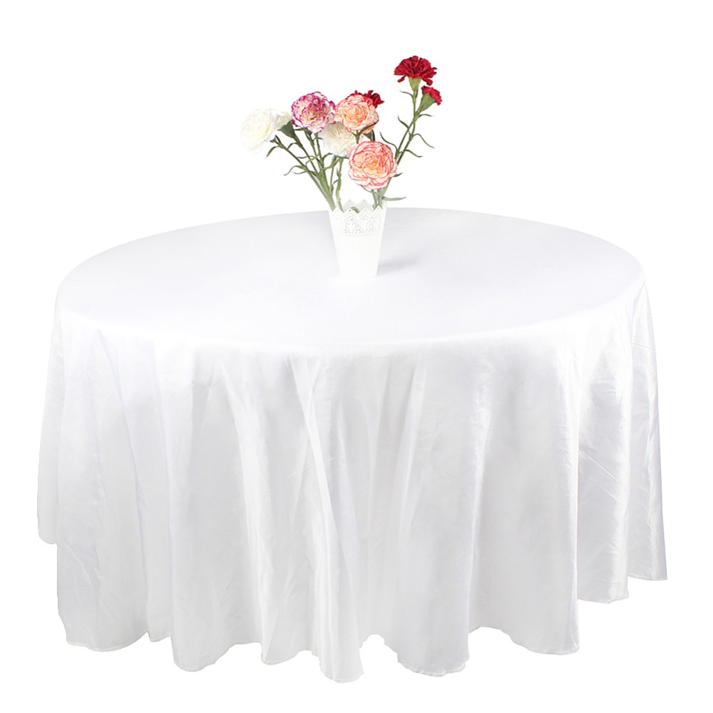 Online get cheap 108 inch round tablecloths aliexpress for Inexpensive round tables