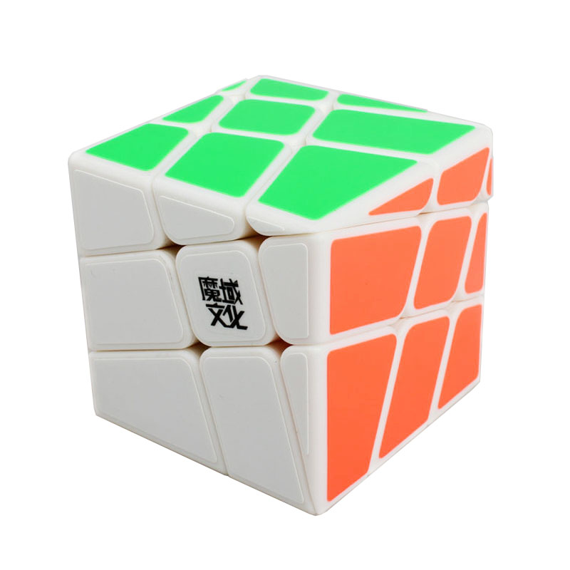 YJ MoYu Crazy Windmill Cube Magic Cube Professional Windmill Speed Cubo Magico Educational Toy(China (Mainland))