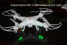 Original Syma X5C-1 Drone Quadrocopter 2.4G 6 Axis GYRO HD Camera RC Quadcopter RTF Helicopter RC Drone with Camera