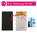 Original 5 25 For Samsung Galaxy Grand 2 Duos G7105 G7106 G7108 G7102 Lcd Display Screen