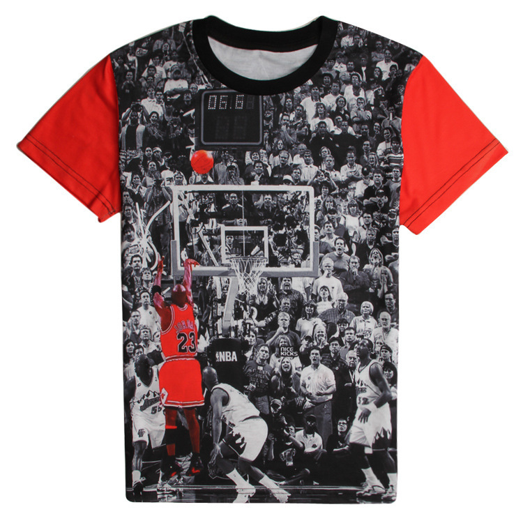 Popular Boys Jordan Shirts-Buy Cheap Boys Jordan Shirts lots from