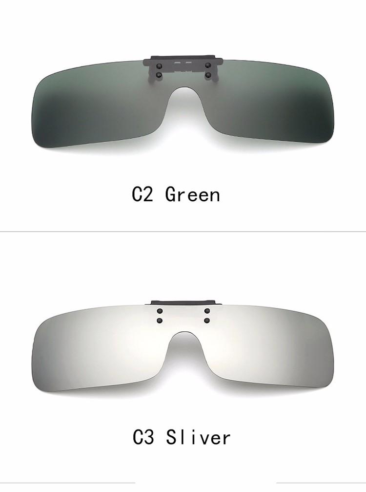 5a3a9caea4 Clip On Tac Glasses