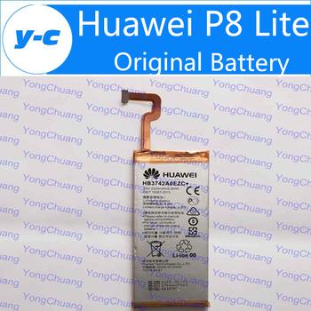 Huawei P8 Lite Battery HB3742A0EZC+ Original 2200mAh Good Quality Replacement backup Bateria For Huawei Ascend P8 Lite Free Ship