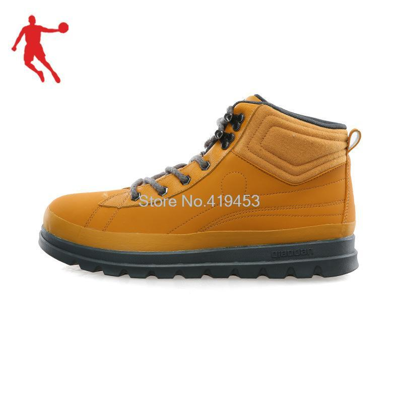 Здесь можно купить  New genuine men ankle boots comfortable warmth cotton padded shoes cushioning rubber sole high top winter boots size 39-45 #B987  Обувь