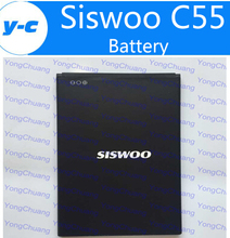 Siswoo C55 Battery New Original 3300mAh Li-ion Battery High-Capacity Batteri Replacement Backup Bateria For Siswoo C55-Free Ship(China (Mainland))