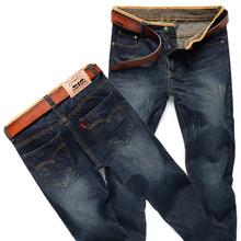 2016 Free Shipping Brand Men Jeans,100% Cotton Straight Fit Denim Men Jeans,Retail & Wholesale Mens Pants Slim Wholesale Jeans