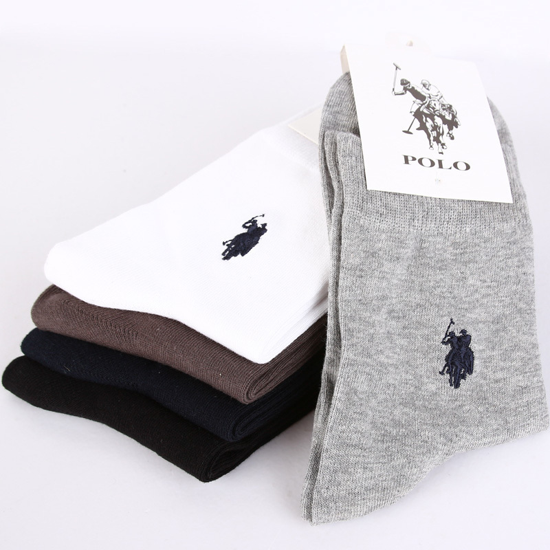 2015 New Meia Mens brand Socks (5pairs/lot)big Size Great Quality Cotton Socks Four Colors Male Casual Sock free Shipping W2066