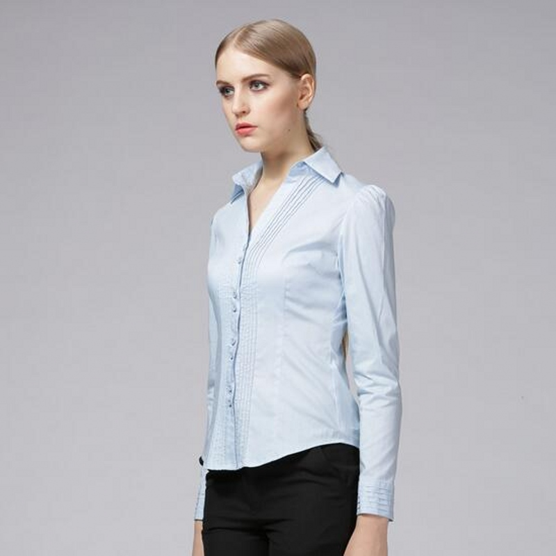 Womens White Shirts Blouses Photo Album - Fashion Trends and Models