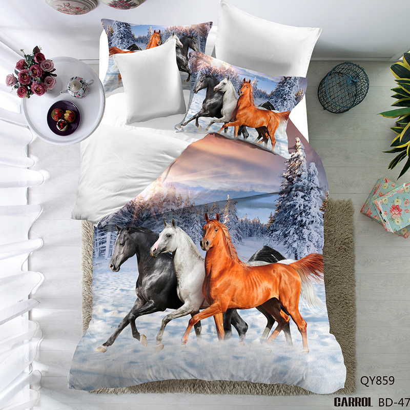 2017 New Arrival 3D Duvet Cover Set Comfortable Bedding Set Twin Full Queen Bedding Set#N-YY-(China (Mainland))