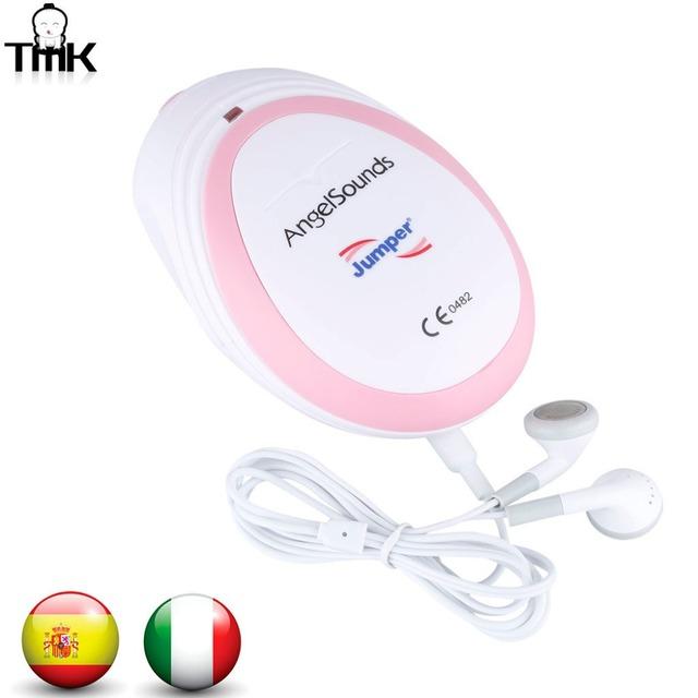 Fda и CE беременным портативный мини AngelSounds ультразвукового пренатального Sonoline ...