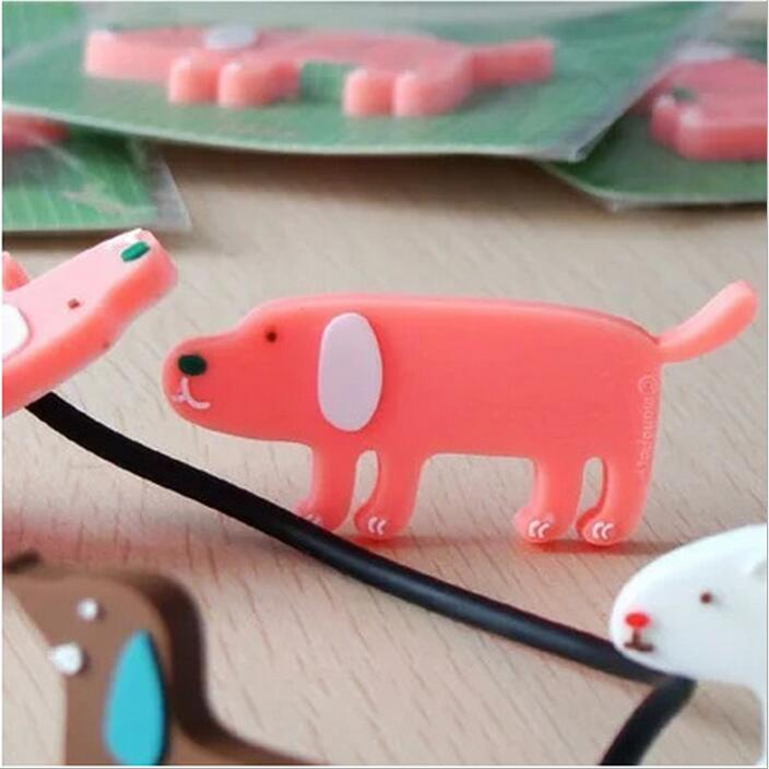 3pcs Cut dog Household cable Holders storage Racks electrical wire collector cable collator line collator LW0409(China (Mainland))