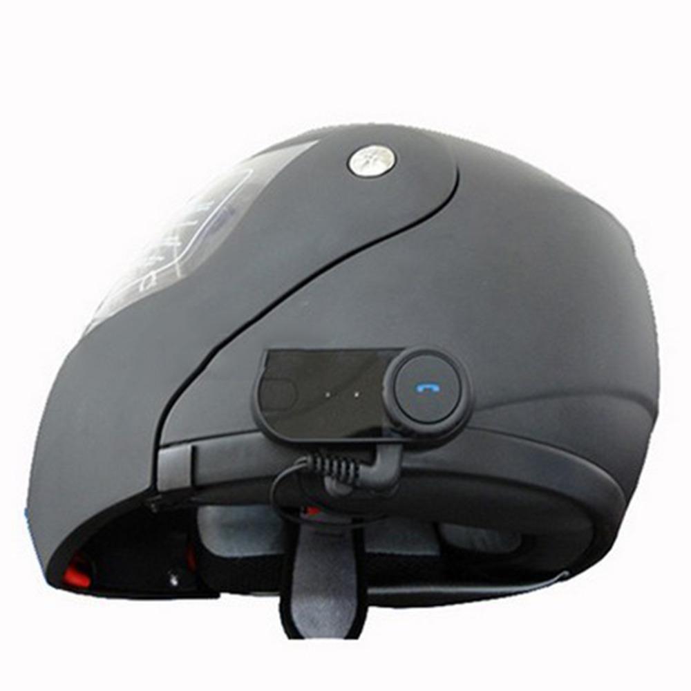 Гаджет  New Waterproof Motorcycle Helmet Microphone Bluetooth Interphone Holder 6 Riders  hot selling None Автомобили и Мотоциклы