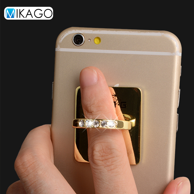 smart grip 360 Degree Metal Finger Ring Holder Lfor iPhone Samsung Xiaomi Mobile phone Holder For iPhone Samsung All Cell phone(China (Mainland))