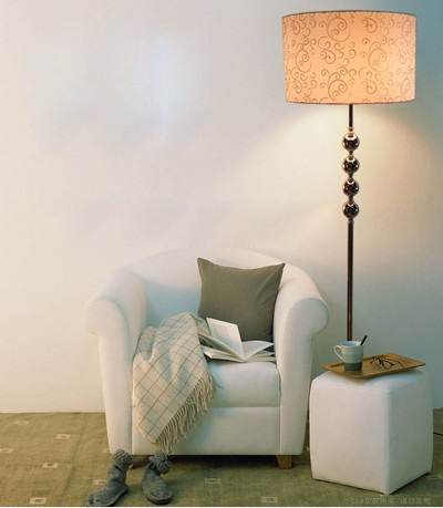 classic brief modern floor lamp study light living room