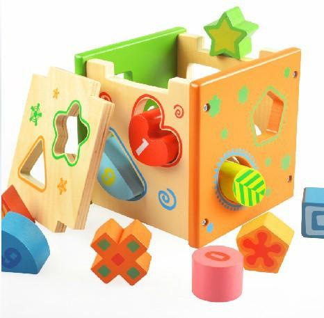 Educational toys 2 years Seldom