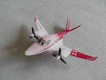 Pixar Planes 1:55 Rochelle Metal Toy Planes Loose(China (Mainland))