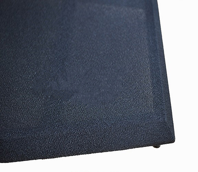 1.70M*0.5M Black Thin Speaker Grill Cloth Speaker Mesh Stereo Grille Fabric(China (Mainland))