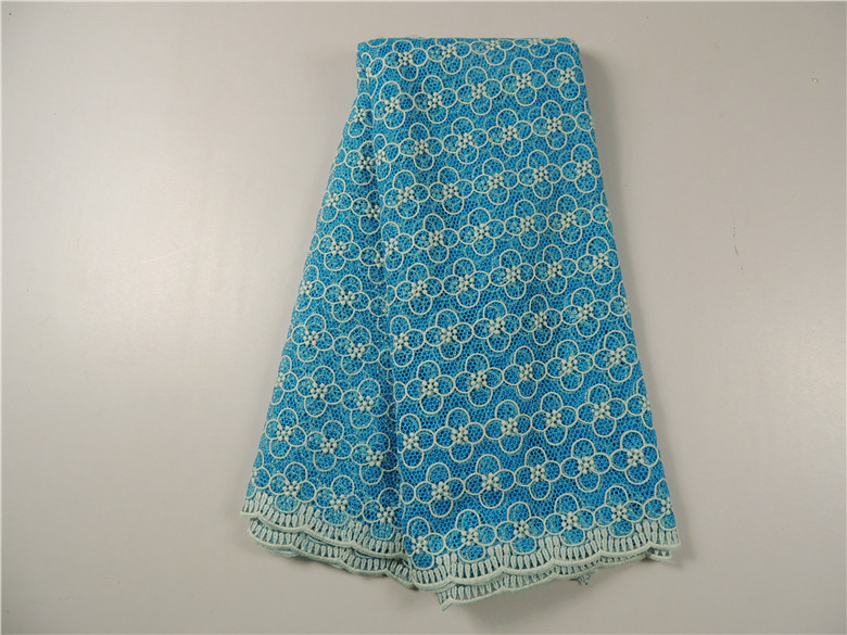 African Lace Fabrics, Guipure Lace Fabric Chemical Lace Water Soluble Lace Material 5yards/lot