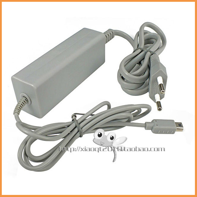 Game accessories Charger adapter EU AC Adapter Power Supply Cord Cable nintendo wii u GamePad - MeiMo store