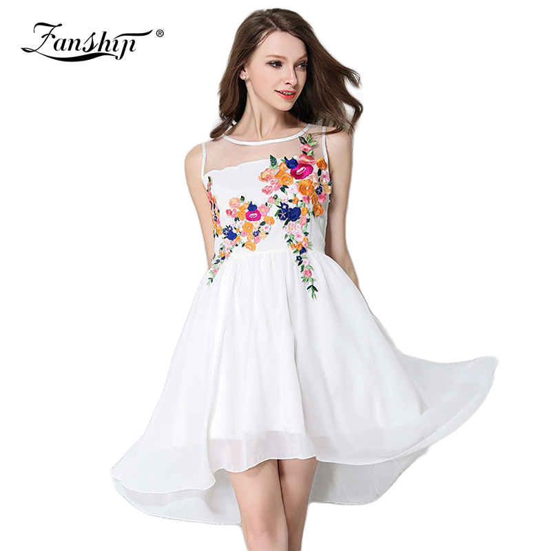 High Quality Sexy Slim Strap Dresses 2016 Summer New Arrival Print Women Dress O-neck Fashion Big Swing Women Dress Vestidos Одежда и ак�е��уары<br><br><br>Aliexpress